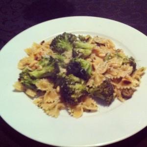 kindvriendelijke pasta met brocolli